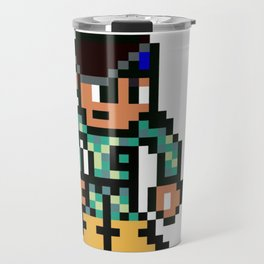 The soldier Travel Mug