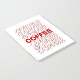 Coffee Coffee Coffee Notebook