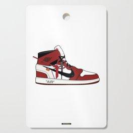 Jordan I x Off White Cutting Board