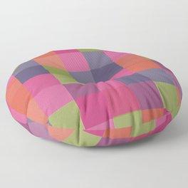 MADRAS CHECKS Floor Pillow