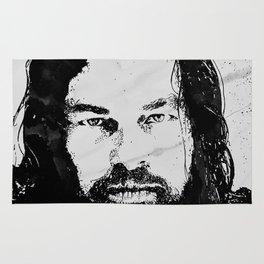 DiCaprio The revenant Rug