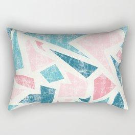 Aged terrazzo 1.1 Rectangular Pillow
