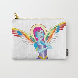 Angel Pondering Carry-All Pouch