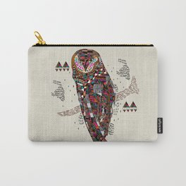 HATKEE Collaboration by Kyle Naylor and Kris Tate Carry-All Pouch