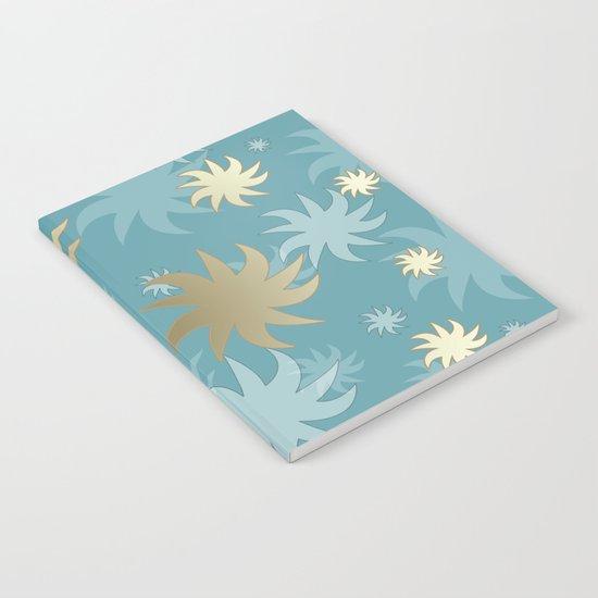 CHRISTMAS STARS 01 Notebook