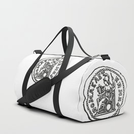 Coin Moneda Denario Denarius Duffle Bag