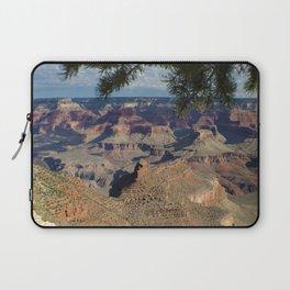 Battleship Rock, Grand Canyon NP, AZ -- Just after sunrise Laptop Sleeve