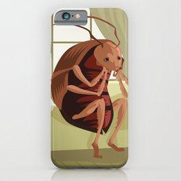 kafka metamorphosis iPhone Case