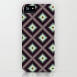 Starry Tiles in atBMAP 00 iPhone Case