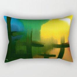 """""""1982"""" Rectangular Pillow"""