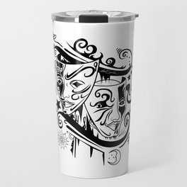 Zodiac - Gemini Travel Mug
