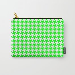 Classy Green Carry-All Pouch