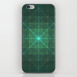 Grid Essence iPhone Skin