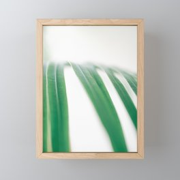 Save Palm Trees 2 Framed Mini Art Print