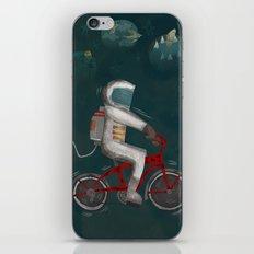 Artcrank poster iPhone & iPod Skin