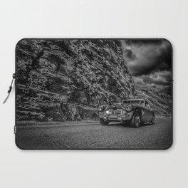 Road Racing Laptop Sleeve