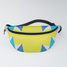 SUN_Yellow Star_Summer - Style Me Stripes Fanny Pack