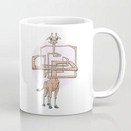 aMAZED giraffe Coffee Mug