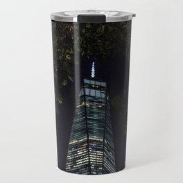 Freedom through the trees - NYC Travel Mug