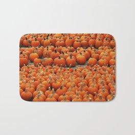 More than a peck of pumpkins at Peck's Produce Farm Market! Bath Mat