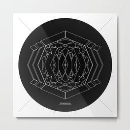 Veuromancer Metal Print