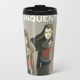 delinquent korrasami Travel Mug