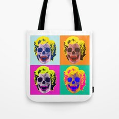 Norman Bates' Mom 4 Times Tote Bag