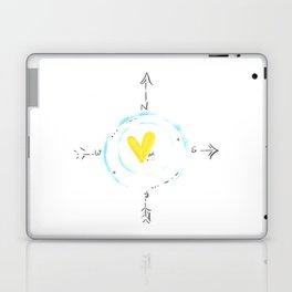 Self Finder Laptop & iPad Skin