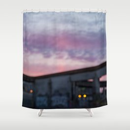 Truss Shower Curtain