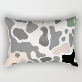 Camo 155 Rectangular Pillow