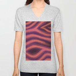 Tiger Style Unisex V-Neck
