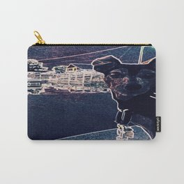 Min Pin on a boat Carry-All Pouch