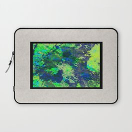 Boxed Colour Splash Laptop Sleeve