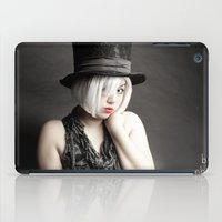 mad hatter iPad Cases featuring Mad Hatter by Bephotography