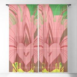 Gardenromantic ... Sheer Curtain