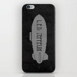 L.E.D. Zeppelin iPhone Skin