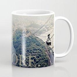 explore. Coffee Mug