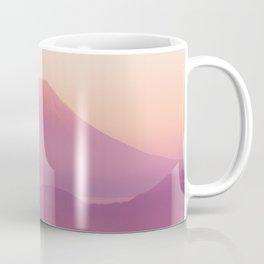 Mountain Sunset Coffee Mug