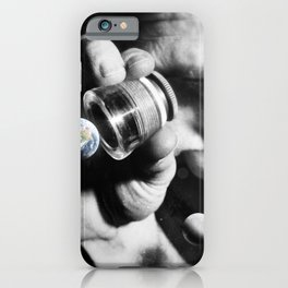 Earth Check iPhone Case