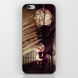 Light up my Blossom Thoughts iPhone Skin