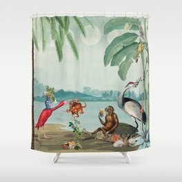 a little bit of ME Shower Curtain