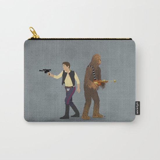 Han & Chewie Carry-All Pouch