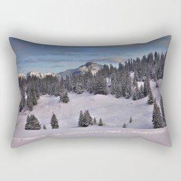 Berner Oberland Rectangular Pillow