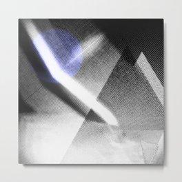 MOONLIGHT_B&W Metal Print