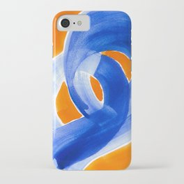 ABSTRACT NO.010 iPhone Case