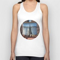 window Tank Tops featuring Window by RMK Photography