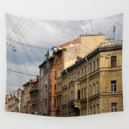 Street Wall Tapestry