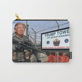 Trump Towers Carry-All Pouch