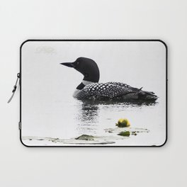 June Loon Laptop Sleeve