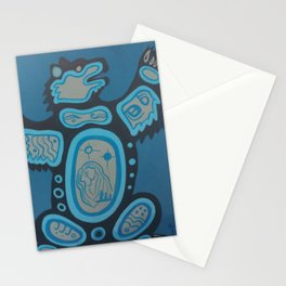 Ojibway Bear Stationery Cards